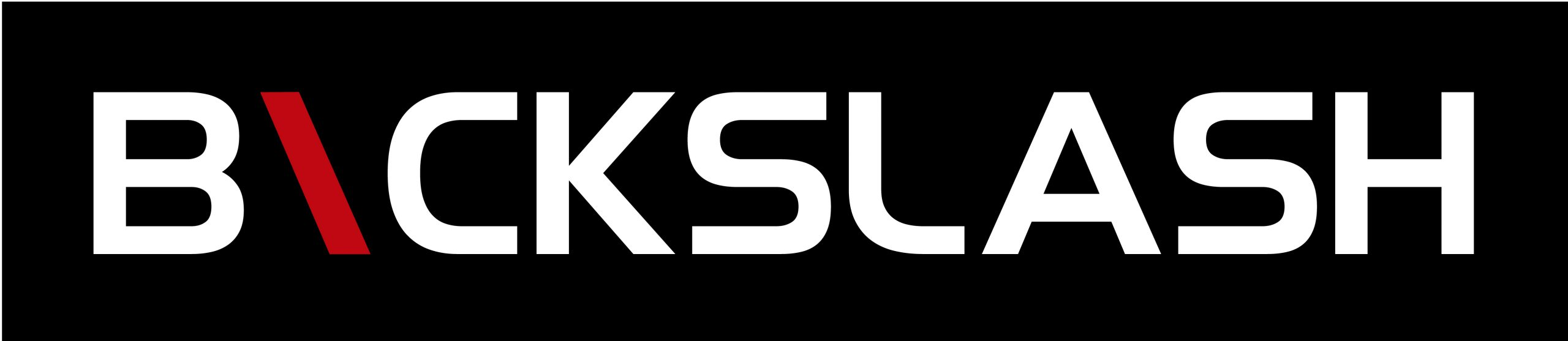 Bckslash Logo